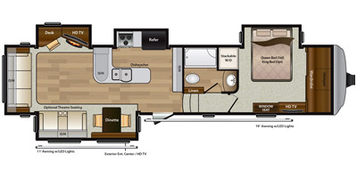Keystone Montana Floor Plans 2017 Carpet Vidalondon