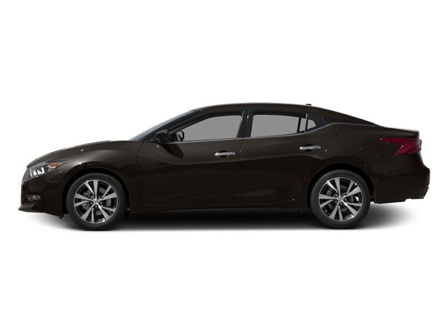 Forged Bronze 2017 Nissan Maxima Pictures Maxima S 3.5L photos side view