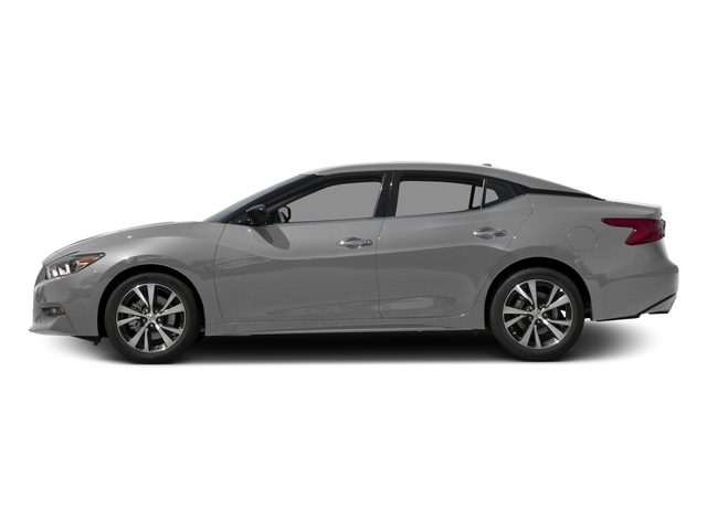 Brilliant Silver 2017 Nissan Maxima Pictures Maxima S 3.5L photos side view
