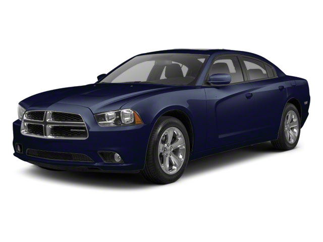 Midnight Blue Pearl 2011 Dodge Charger Pictures Charger Sedan 4D Police photos front view