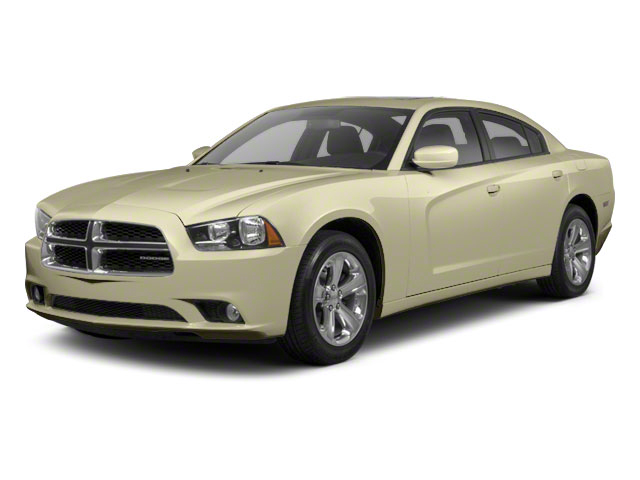 White Gold 2011 Dodge Charger Pictures Charger Sedan 4D Police photos front view