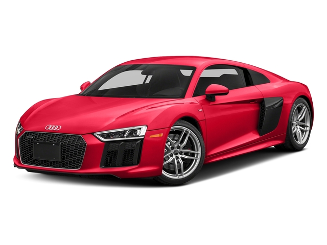 Dynamite Red 2017 Audi R8 Coupe Pictures R8 Coupe V10 plus quattro AWD photos front view