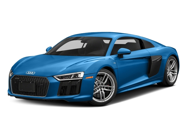 Ara Blue Crystal Effect 2017 Audi R8 Coupe Pictures R8 Coupe V10 plus quattro AWD photos front view