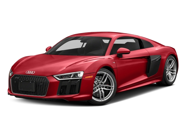 Tango Red Metallic 2017 Audi R8 Coupe Pictures R8 Coupe V10 plus quattro AWD photos front view
