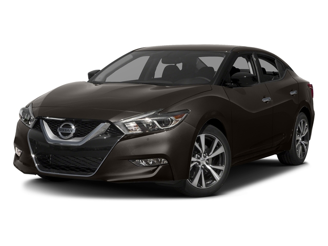 Forged Bronze 2017 Nissan Maxima Pictures Maxima S 3.5L photos front view