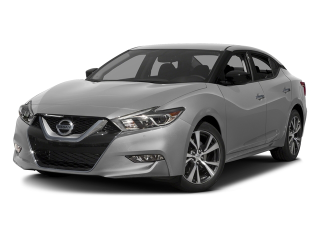 Brilliant Silver 2017 Nissan Maxima Pictures Maxima S 3.5L photos front view