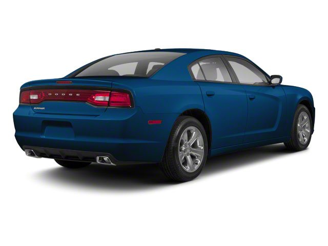 Electric Blue Pearl 2011 Dodge Charger Pictures Charger Sedan 4D Police photos rear view