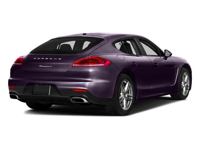Amethyst Metallic 2016 Porsche Panamera Pictures Panamera 4dr HB Turbo S photos rear view