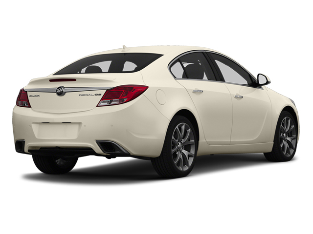 Nada Classic Car Values >> 2013 Buick Regal Sedan 4D GS Prices, Values & Regal Sedan ...