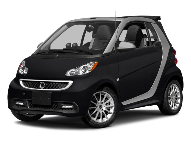 Nada Classic Car Values >> 2013 smart fortwo Convertible 2D Passion Prices, Values ...