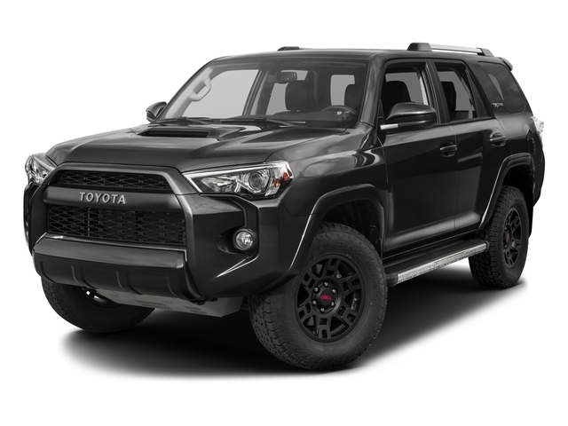 Toyota 4Runner For Sale Near Me >> 2017 Toyota 4Runner TRD Pro 4WD Pictures | NADAguides