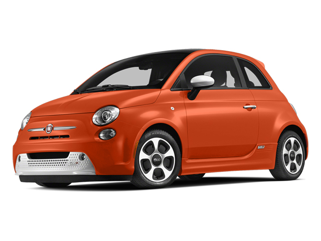 2013 fiat 500e battery electric values nadaguides. Black Bedroom Furniture Sets. Home Design Ideas