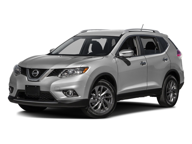 new 2016 nissan rogue prices nadaguides. Black Bedroom Furniture Sets. Home Design Ideas