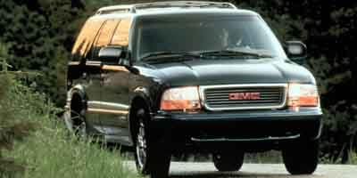 2001 Gmc Jimmy Spec Performance Utility 4d Sle 2wd Specifications And Pricing
